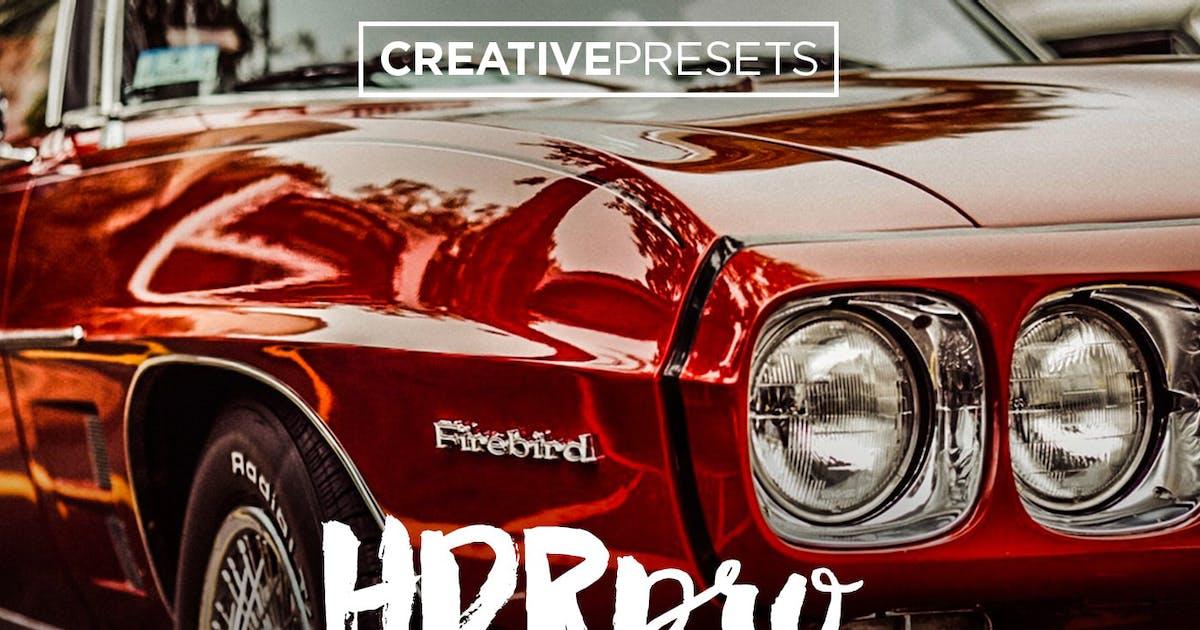 Download HDR PRO Lightroom Presets by 2FX