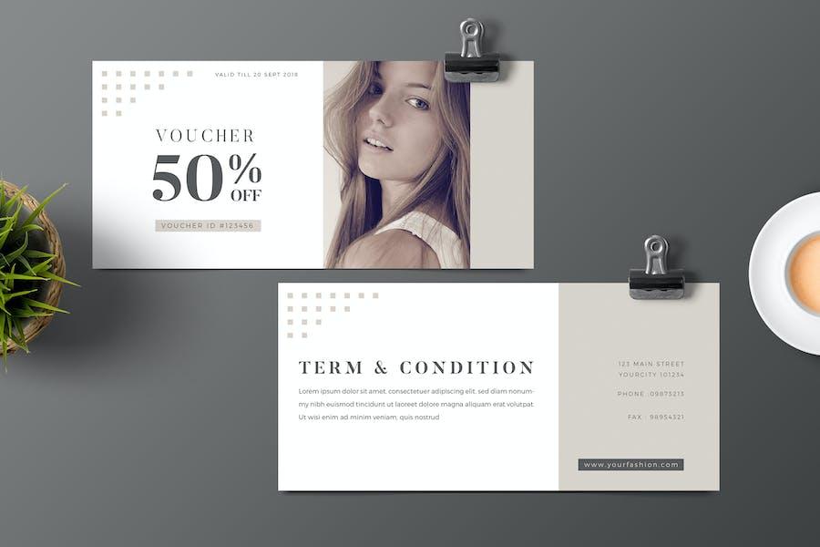 Fashion Sale Voucher