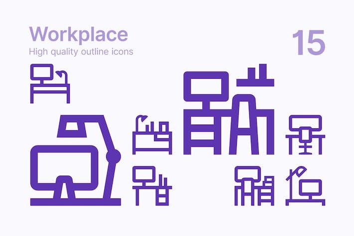 Thumbnail for ArbeitsplatzIcons