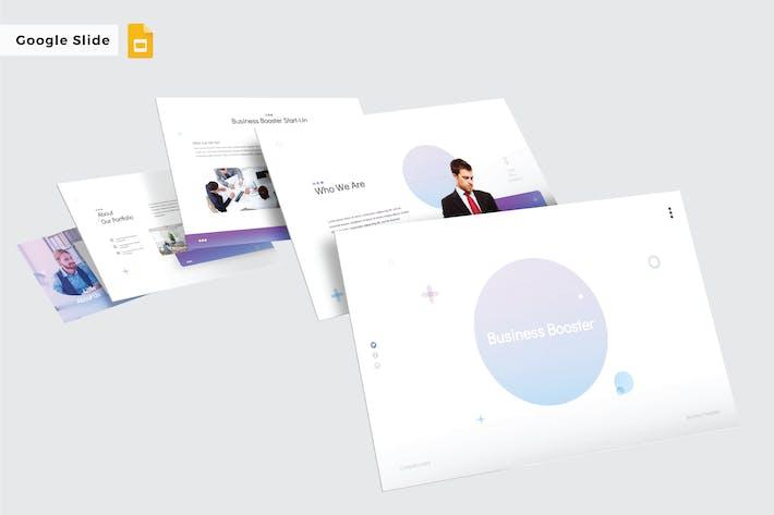 Thumbnail for BUSINESS BOOSTER - Google Slide V357