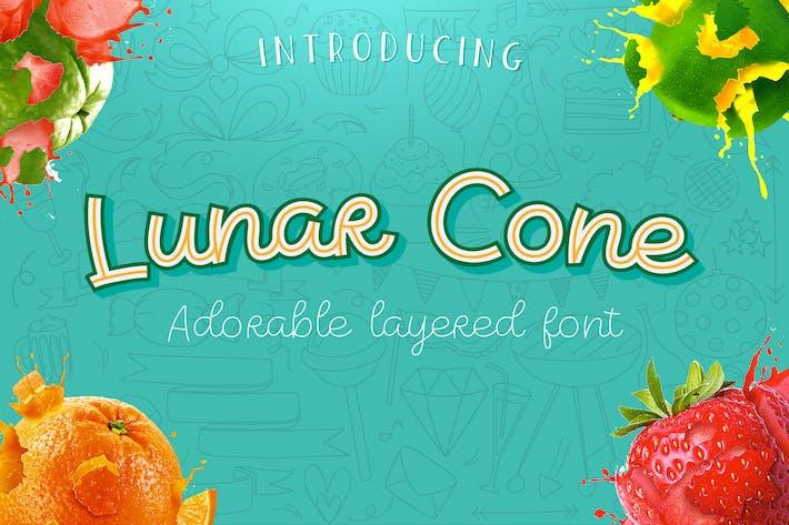 Thumbnail for Lunar Cone