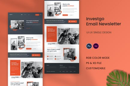 Investgo Email Newsletter