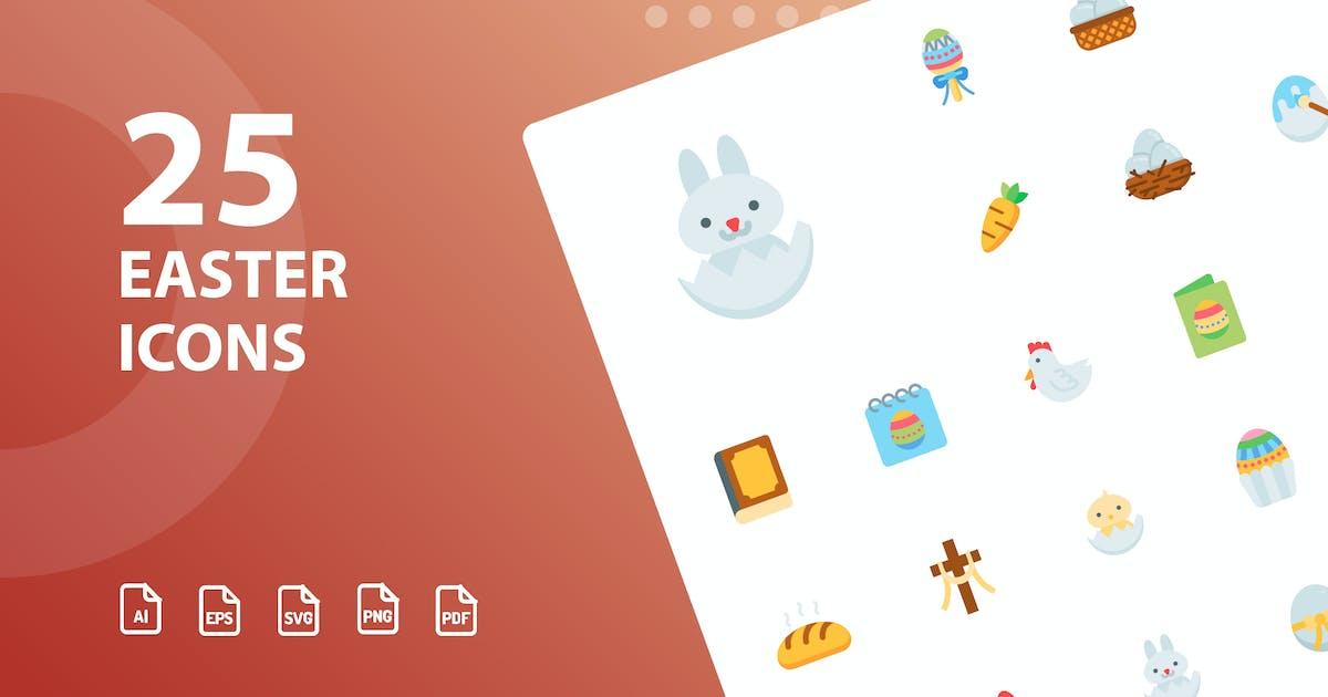 Download Easter Flat by kerismaker