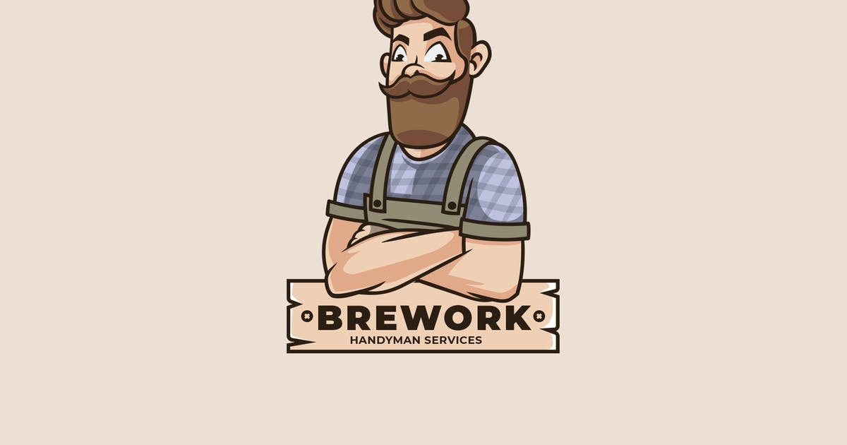 Download Brework - Handyman by surotype