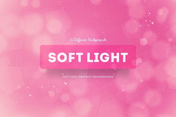 Thumbnail for Soft Light Abstract Backgrounds