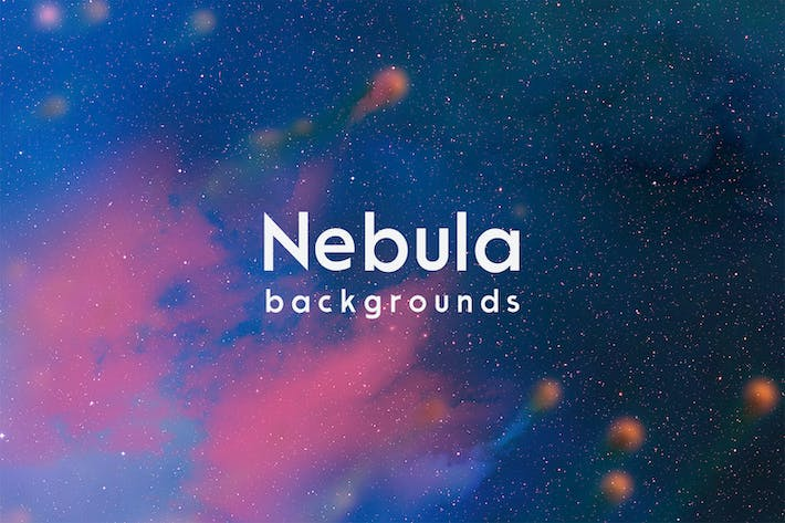 Thumbnail for Nebula Backgrounds Vol.1