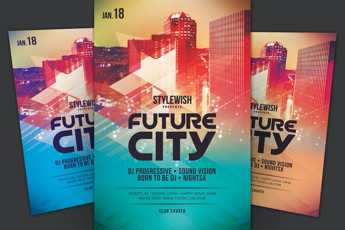 Thumbnail for Future City Flyer