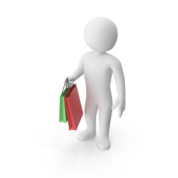 Thumbnail for Stickman Shopping