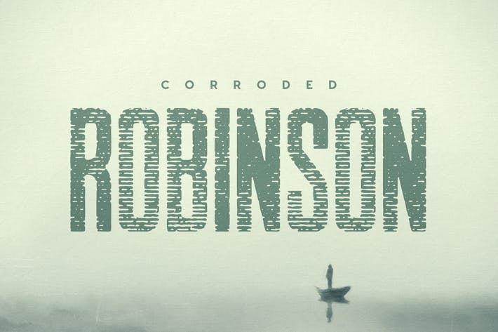 Thumbnail for Robinson Corroded