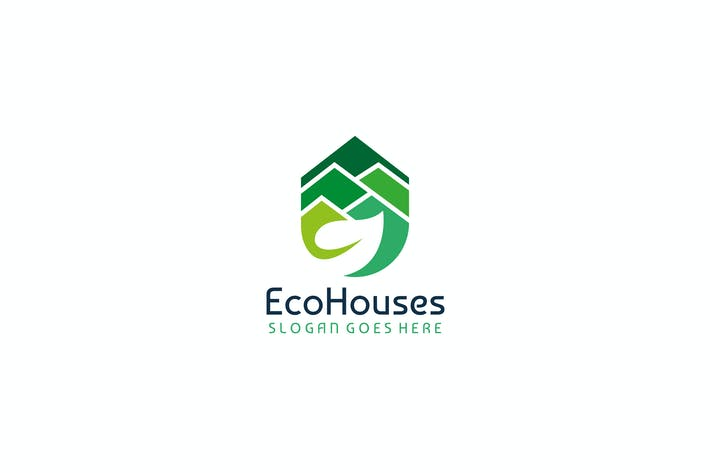 Thumbnail for Eco Houses Logo