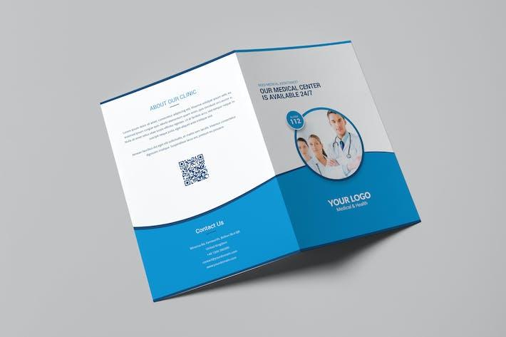 Thumbnail for Brochure – Medical Bi-Fold