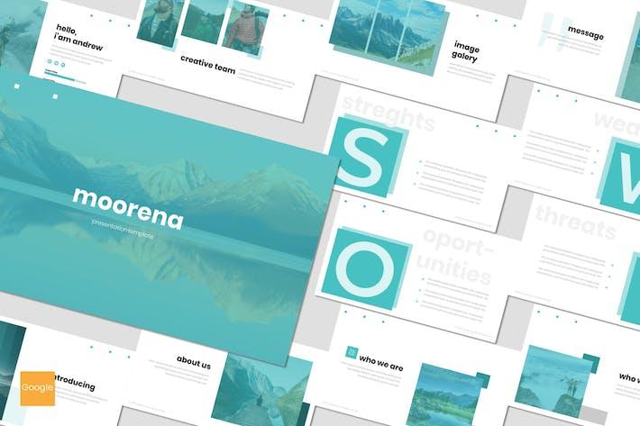 Thumbnail for Moorena - Google Slides Template
