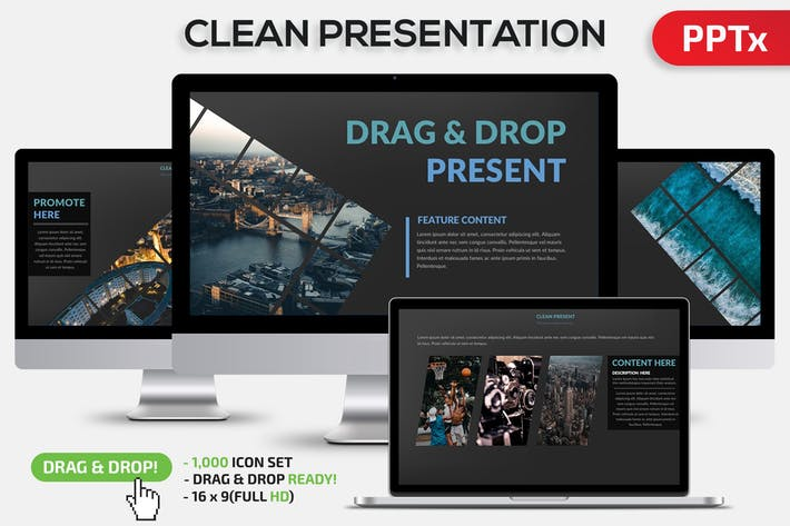 Thumbnail for Чистая Powerpoint в настоящее время