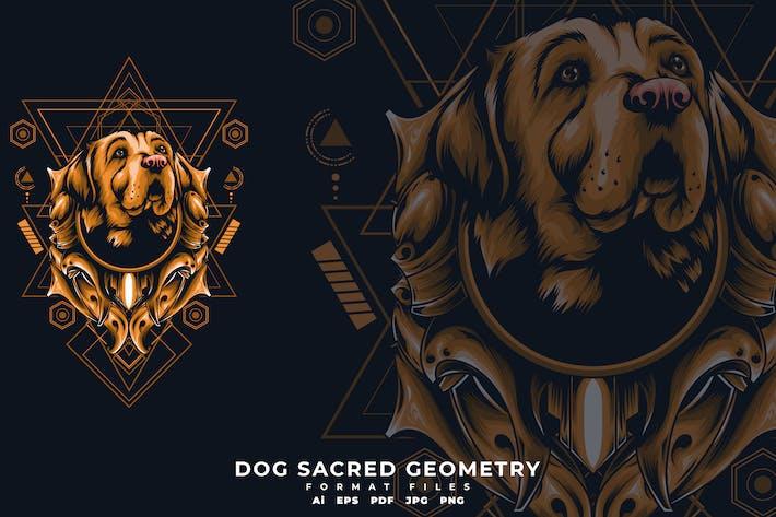 Thumbnail for DOG SACRED GEOMETRY