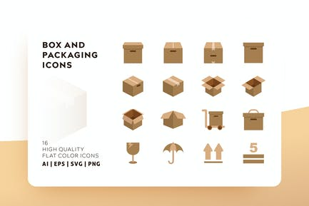 AWR BOX AND PACKAGING FLAT COLOR