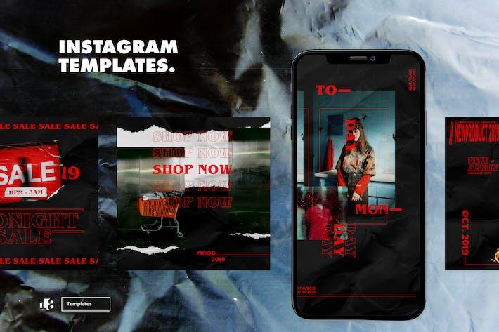 Thumbnail for Instagram-Vorlage