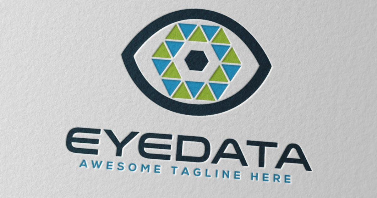 Eyedata Logo by Scredeck
