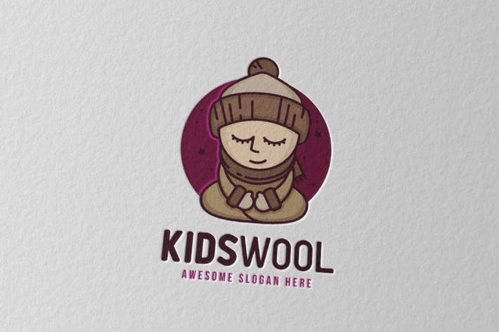 Cover Image For Kidswool Logo
