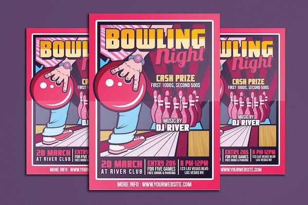 Bowling Night Tournament