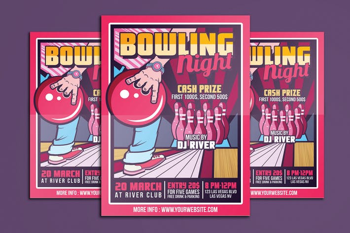 Thumbnail for Bowling Night Tournament