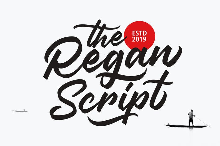 Cover Image For Regan Script