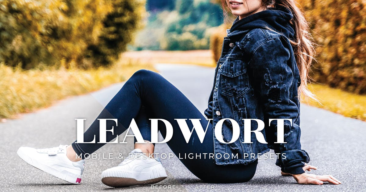 Download Leadwort Mobile and Desktop Lightroom Presets by Laksmitagraphics
