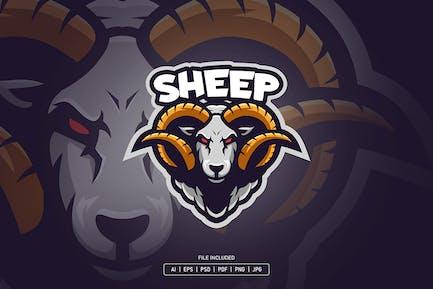Sheep esport logo