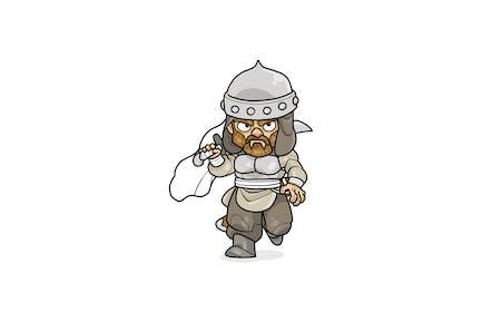 Arabian Commander Vol.3 - Character RG