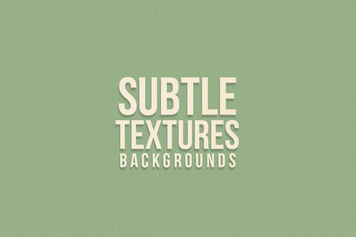 Thumbnail for Subtle Textures Backgrounds