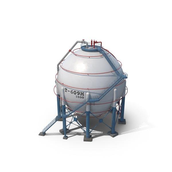 Cover Image for Spherical Oil Tank