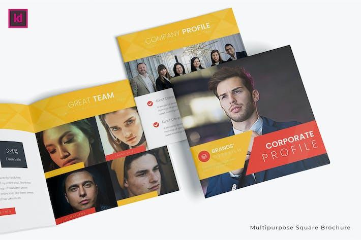 Thumbnail for Company Profile Brochure