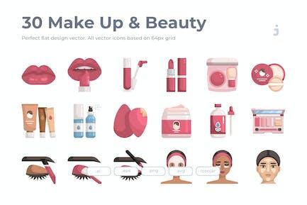 30 Make Up & Beauty - Flach