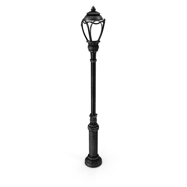 Central Park Lamp Post