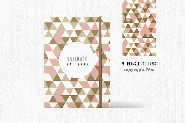 Thumbnail for Triangle Patterns