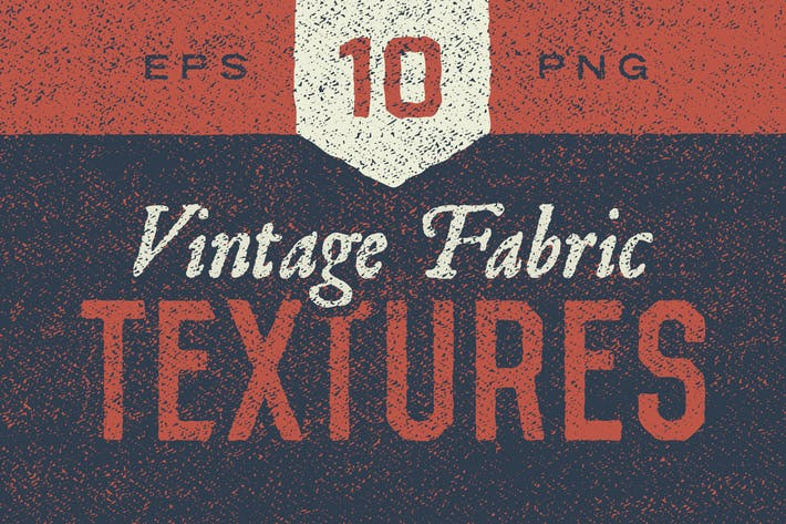 Thumbnail for Vintage Fabric Textures