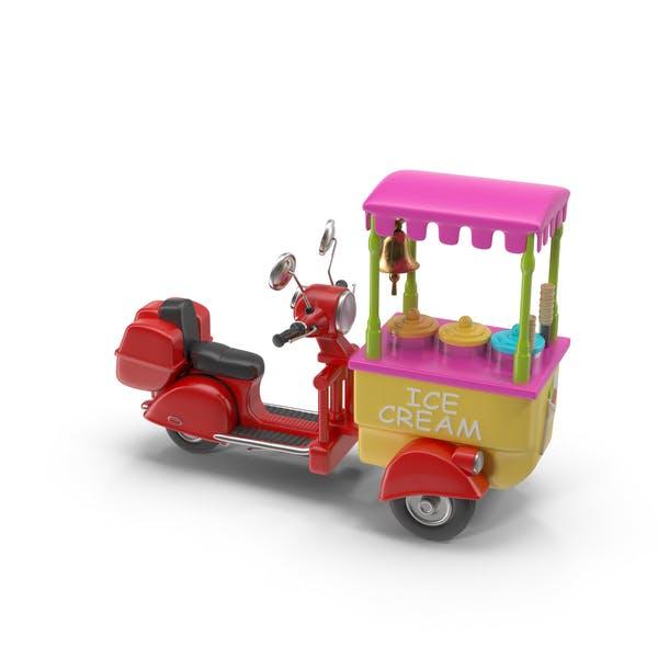 Мороженое Мотоцикл