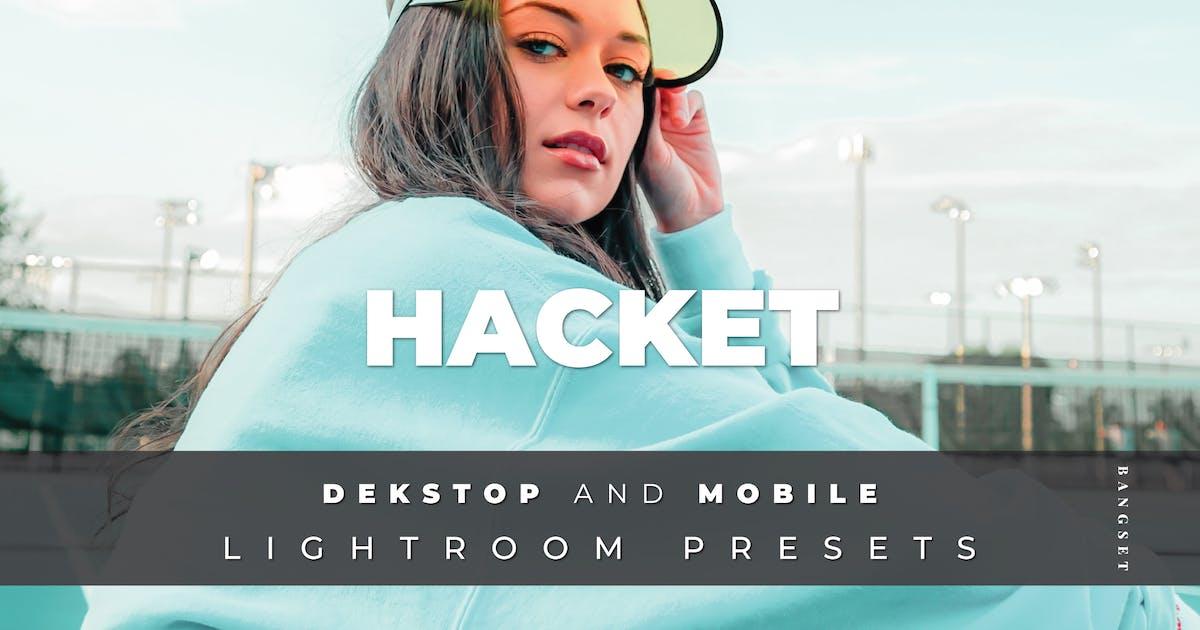 Download Hacket Desktop and Mobile Lightroom Preset by Bangset