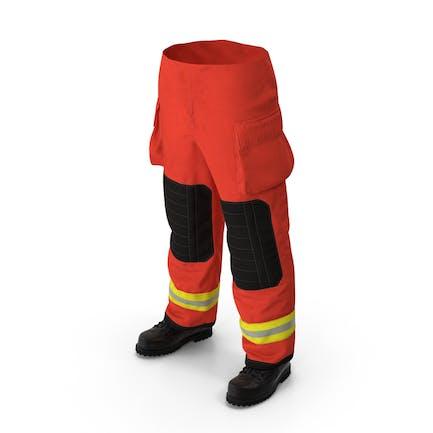 Hosen für Feuerwehr