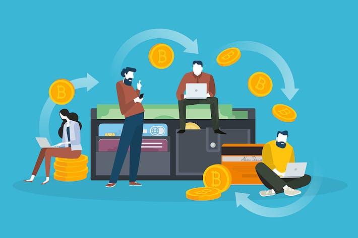Thumbnail for Kryptowährung Wallet