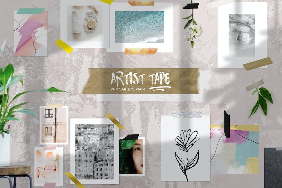Artist Tape Variety Pack