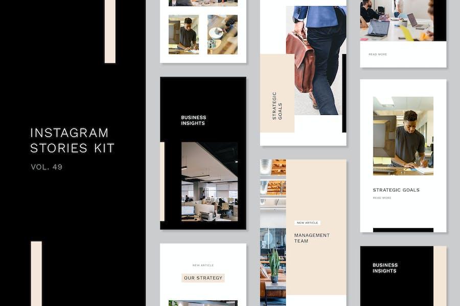 Instagram Stories Kit (Vol.49)