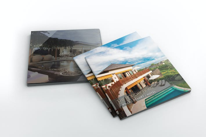 Thumbnail for Hotel Villa Resort Square Brochure