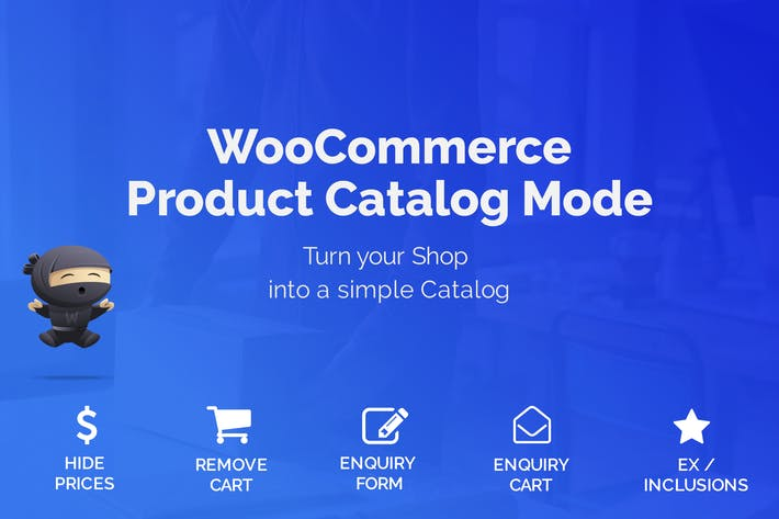 Thumbnail for WooCommerce Catalog Mode