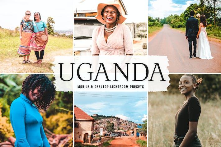 Уганда Мобильные и настольные Пресеты Lightroom