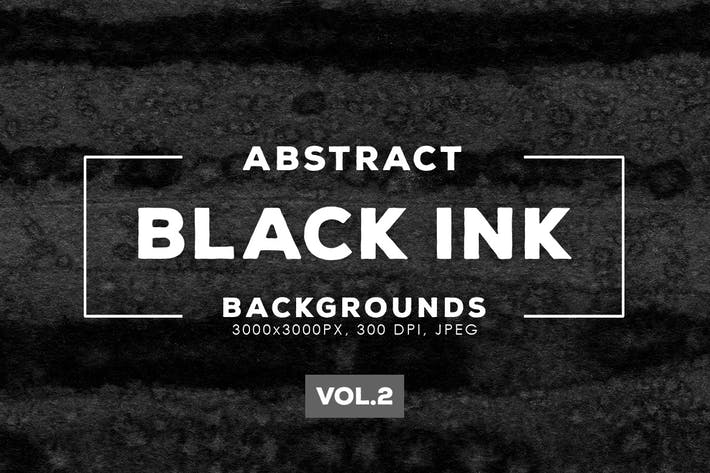 Thumbnail for Black Ink Textures Vol.2