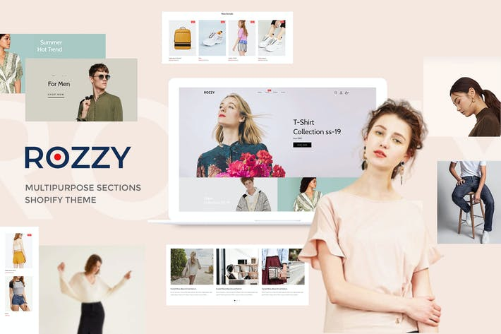 Thumbnail for Rozzy - Multipurpose Shopify Sections Theme