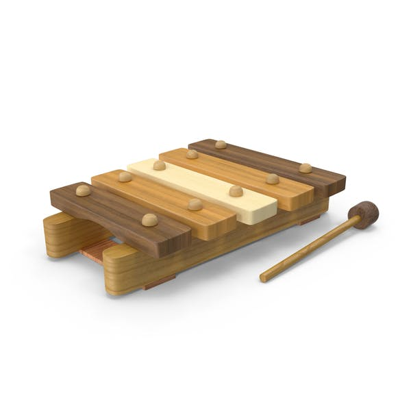 Cover Image for Baby Wooden Xylophone