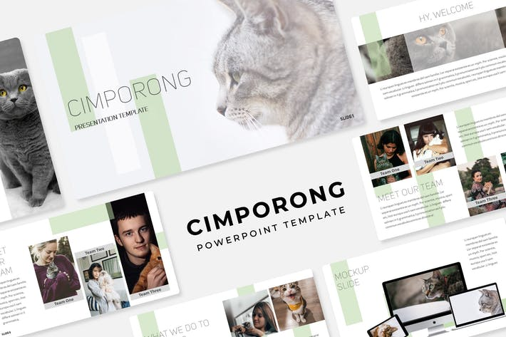 Thumbnail for Cimporong - PowerPoint Template