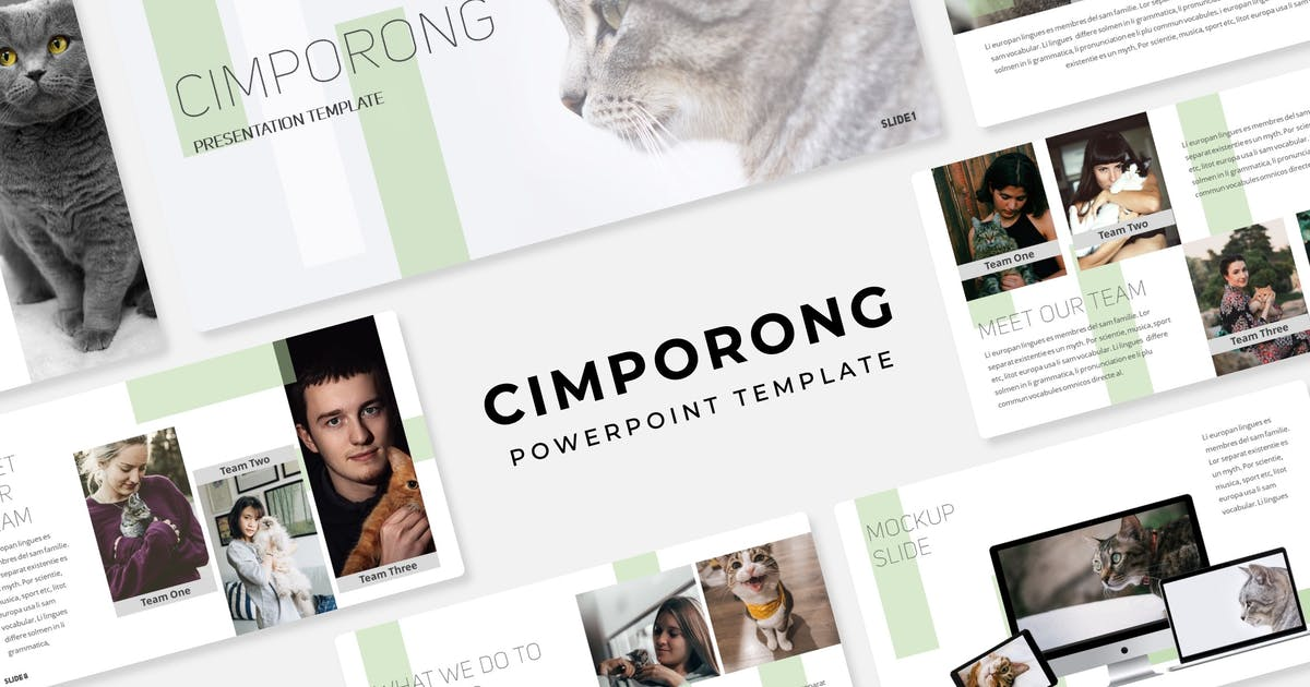 Download Cimporong - PowerPoint Template by IanMikraz