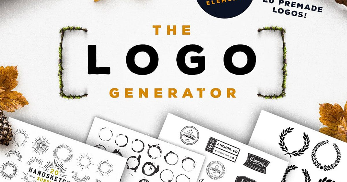 Download The Logo Generator by Unknow